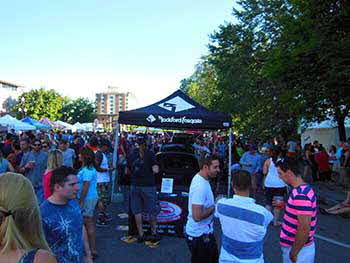 Saturday the 16th of August Beer Fest with City Weekly, Rockford and Kenwood.