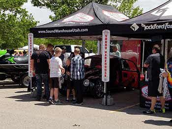 UVU Car show we did on campus Saturday May 21st