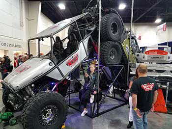 Sound Warehouse at The Salt Lake Off Road Expo in Sandy April 29th