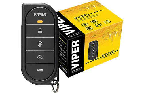 VIPER Viper Value 1-Way Security System