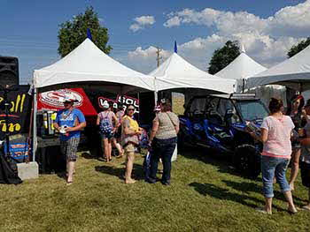 Country Fan Fest 2018 we did with KBULL 93, Kenwood, Pioneer and Rockford
