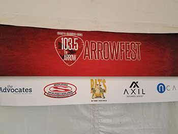 Arrow Fest Vol.2  with The Arrow 103.5 Featuring REO Speedwagon &  Chicago out at USANA.