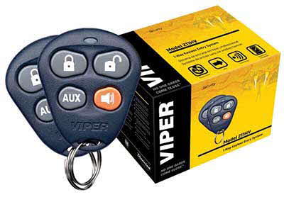 VIPER 1-WAY KEYLESS ENTRY SYSTEM