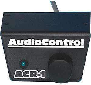 AudioControl Wired remote for select AudioControl processors
