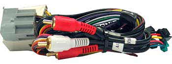 iDatalink Connect Interface Harness for select 2006-up Ford, Lincoln, Mercury, and Mazda vehicles