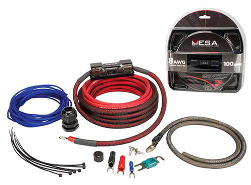 Tremendous 8 4 Gauge Amplifier Wiring Kits By Planet Audio And Rockford Fosgate Wiring Digital Resources Funapmognl