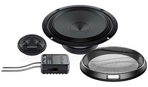 "audison prima 6.5"" 2-Way System with 300 Watts Maximum Power"