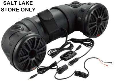 "Boss Audio Systems All Terrain Amplified Sound System. 6.5"" Marine Grade Speakers"