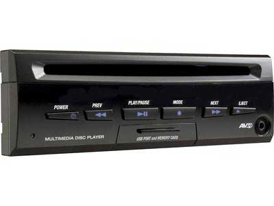 AUDIOVOX Automotive DVD player