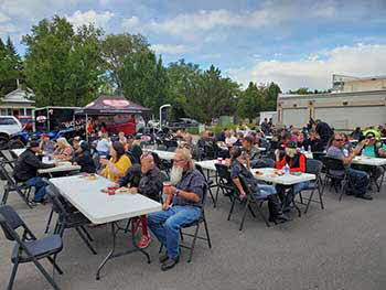 Bike Night September 19th  that we need to put up on our website. We did this event with Intermountain Harley Davidson Charities .