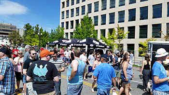 Beerfest Saturday the 15th with City Weekly, Kenwood and Rockford