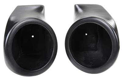 SSV Works Can-Am Commander/Maverick 6.5� Front Speaker Pods - Unloaded