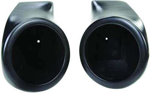"SSV Works Can-Am Commander/Maverick 6 1/2"" Front Speaker Pods - Unloaded"