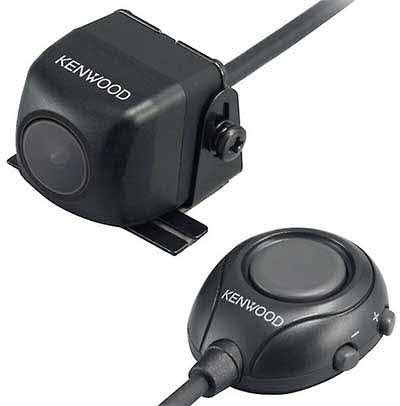 KENWOOD Universal rear-view camera with multiple view modes