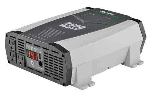 COBRA Professional 2500 Watt Power Inverter