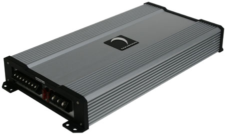 Diamond Audio 4-Channel Amplifier - Click Here!