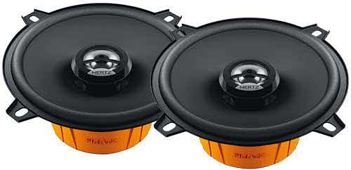 "HERTZ 5.25"" 2-Way Coaxil Speaker with 80 Watts Maximum Power"