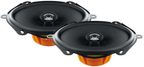 HERTZ 5x7� 2-Way Coaxil Speaker with 120 Watts Maximum Power