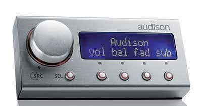 AUDISON Digital Remote Control