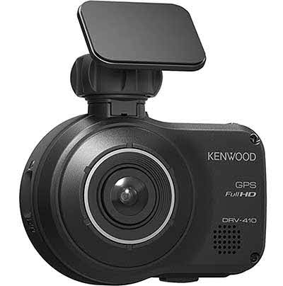 KENWOOD Full HD Dash Cam and DVR with 3 Sensor Crash Warning System and Built in GPS