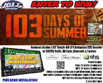 Congrats Daniel S. - Winner of the Days Of Summer Contest!