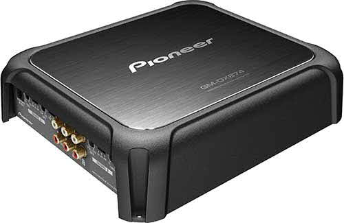 PIONEER Limited Edition 4-channel car amplifier � 100 watts RMS x 4