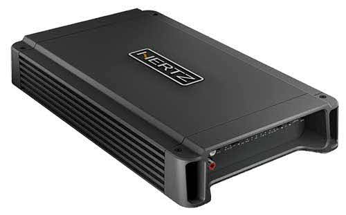 HERTZ D-CLASS MONO CAR AMPLIFIER