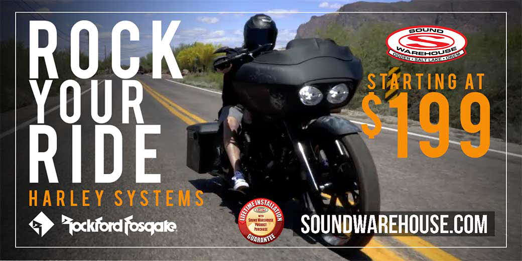 Harley Systems Starting at $199