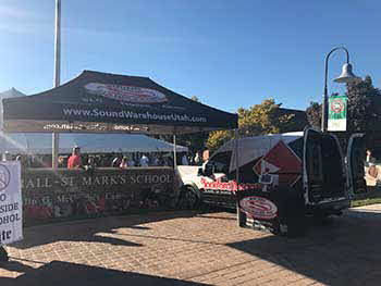 UTE tailgate Saturday with 1280 the Zone , Miller lite, Rockford, Kenwood and Pioneer.