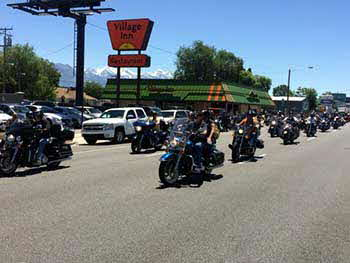 Harley Davidson of Salt Lake's 63rd Annual Wendover MDA Ride & concert