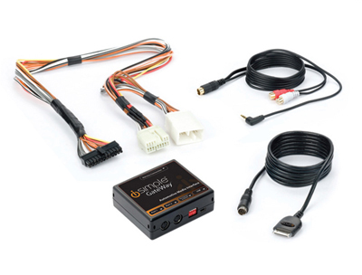 PAC Media GateWay Kit for iPod, HD Radio, and Auxiliary Integration for Acura & Honda Vehicles