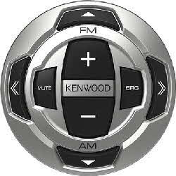 KENWOOD Wired Marine Remote Control for KMR-700U, KMR-550U and KMR-350U