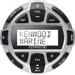 kenwood marine wired remote control for select kenwood headunits