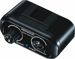 KENWOOD EXCELON BASS BOOST REMOTE CONTROLLER