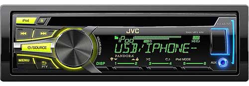 JVC ARSENAL CD receiver