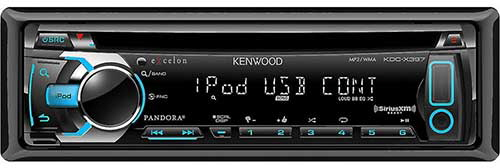 Single DIN In-Dash Car Stereo Receiver