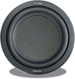 KENWOOD EXCELON 10� SHALLOW SUBWOOFER