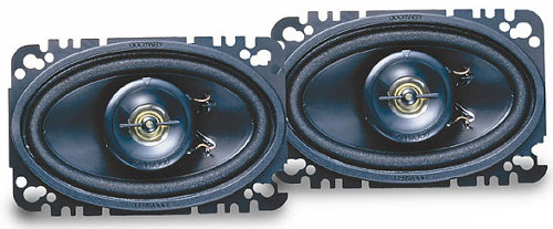 KENWOOD 4�x6� 2-WAY SPEAKER