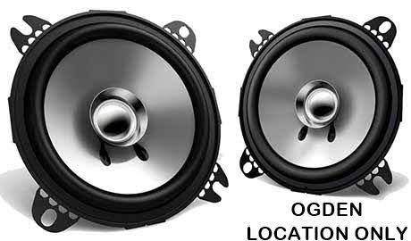 "KENWOOD 210W 4"" Sport Series Dual Cone Speakers"