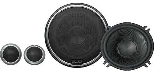 "Kenwood Performance Series 5-1/4"" component speaker system"