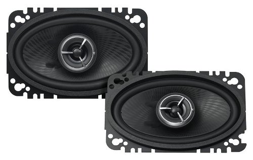 KENWOOD 4�x6� 2-WAY CUSTOM FIT SPEAKER