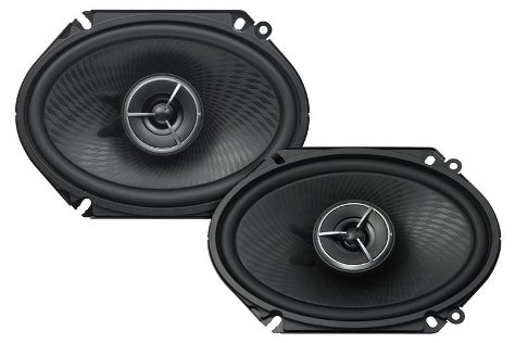 KENWOOD 6�x8� 2-WAY CUSTOM FIT SPEAKER