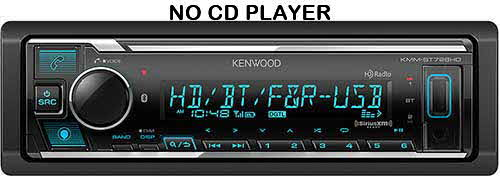 KENWOOD Digital Media Receiver with Bluetooth & HD Radio