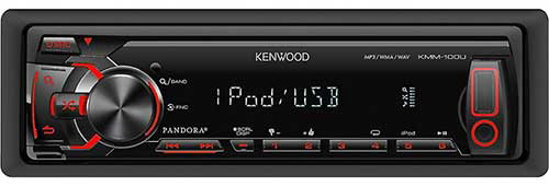 KENWOOD In-Dash Digital media receiver