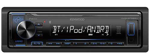 KENWOOD Digital Media Receiver with Bluetooth