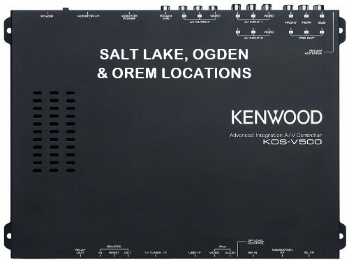 KENWOOD Factory OEM  CarPortal System Expansion Controller