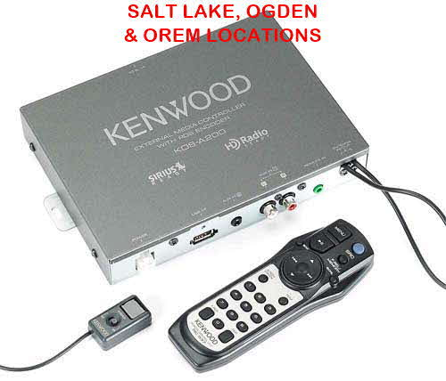 KENWOOD External Controller for Kenwood Add-ons to Factory Car Stereo