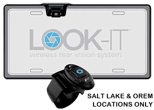 VOXX LOOK-IT Wireless Back-up Camera System