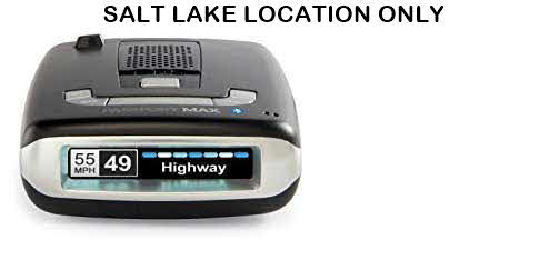 ESCORT Radar detector with Bluetooth�, and DPS