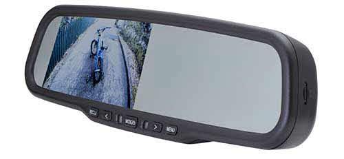 Rear View Park Assist Backup Camera PT Auto Warehouse BUCFO-523